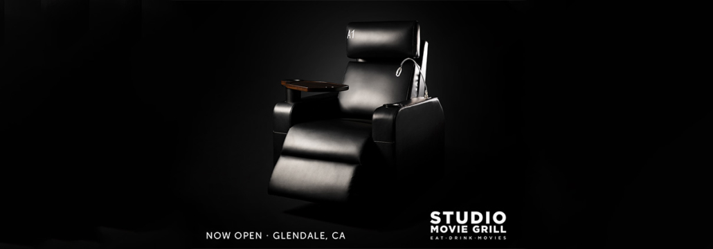 Movie Grille Seat