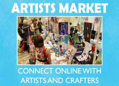 PMX will host a Virtual Artists Market