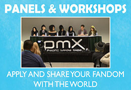 PMX is accepting applications for Panels and Workshops.