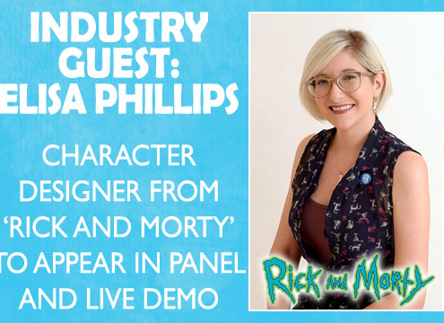 Elisa Phillips is appearing at PMX 2020.