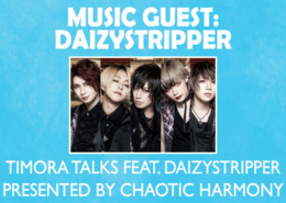 Timora Talks featuring DaizyStripper at PMX