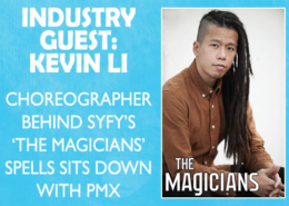 "Kevin ""Shazam"" Li is appearing at PMX 2020."