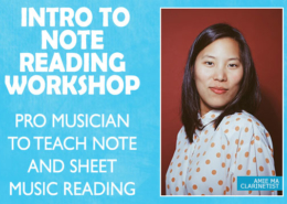 Intro to Note Reading Workshop