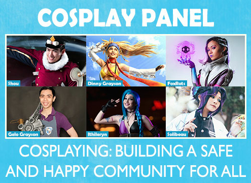 Cosplaying: Building A Safe and Happy Community For All