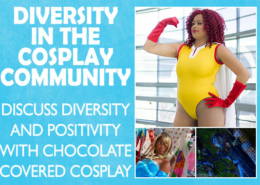 Cosplay Panel: Diversity in the Cosplay Community