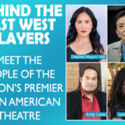 East West Players in panel at the PMX Charity Livestream