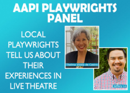 AAPI Playwrights Panel